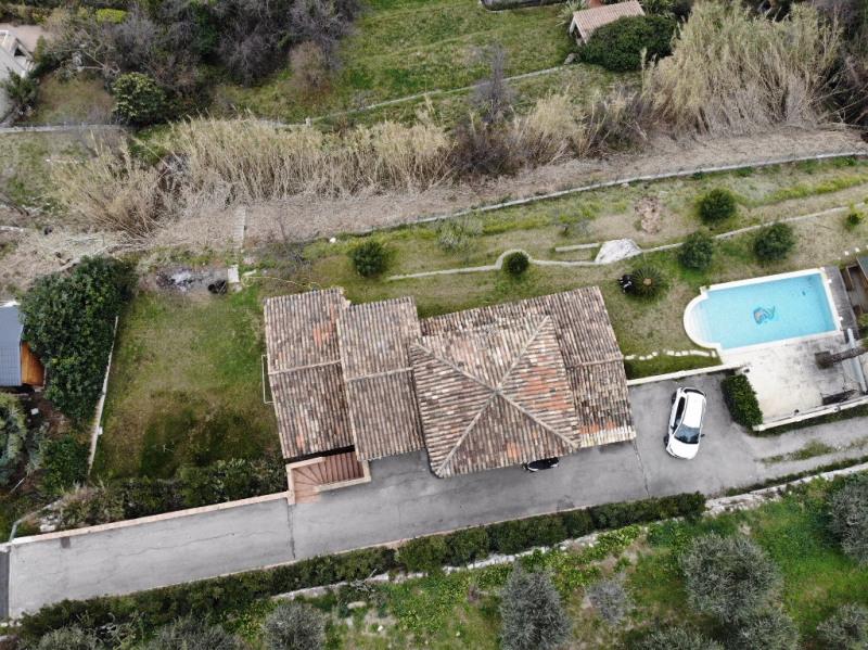 Revenda residencial de prestígio casa St jeannet 675000€ - Fotografia 2