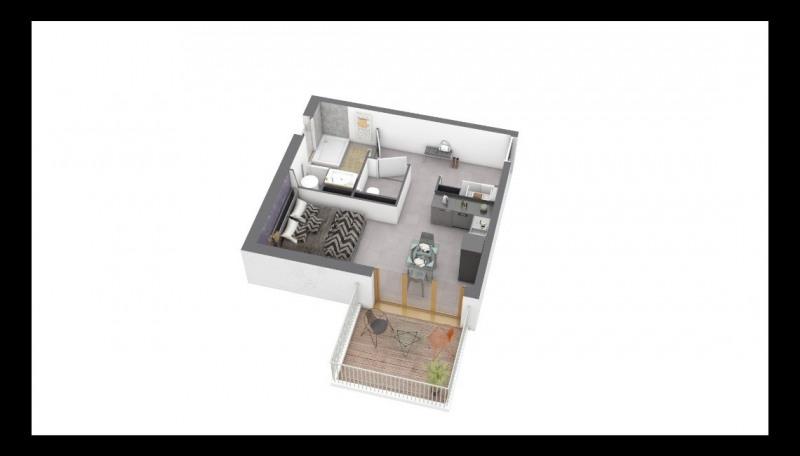 Produit d'investissement appartement Ajaccio 127300€ - Photo 1