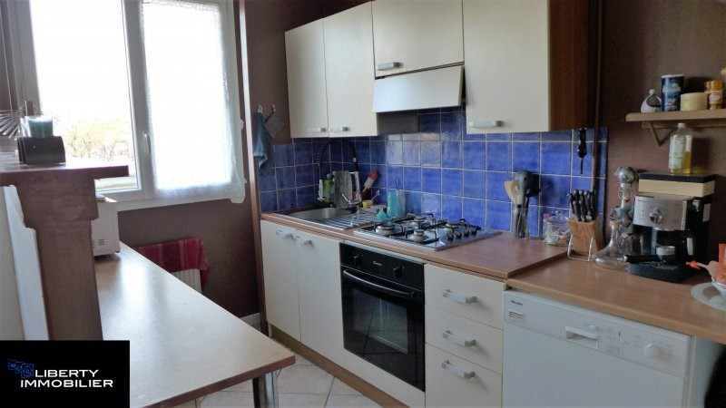 Vente appartement Trappes 143000€ - Photo 7