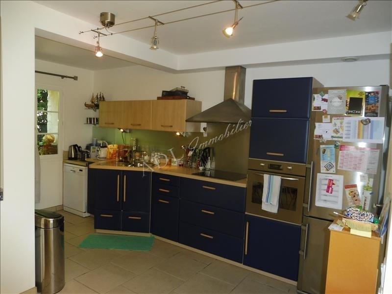 Vente maison / villa Gouvieux 418000€ - Photo 5