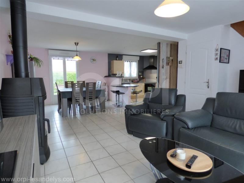 Sale house / villa Les andelys 221000€ - Picture 3