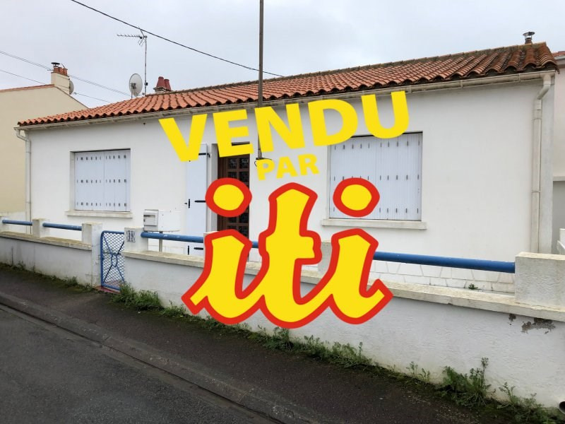 Vente maison / villa Les sables d'olonne 282 000€ - Photo 1