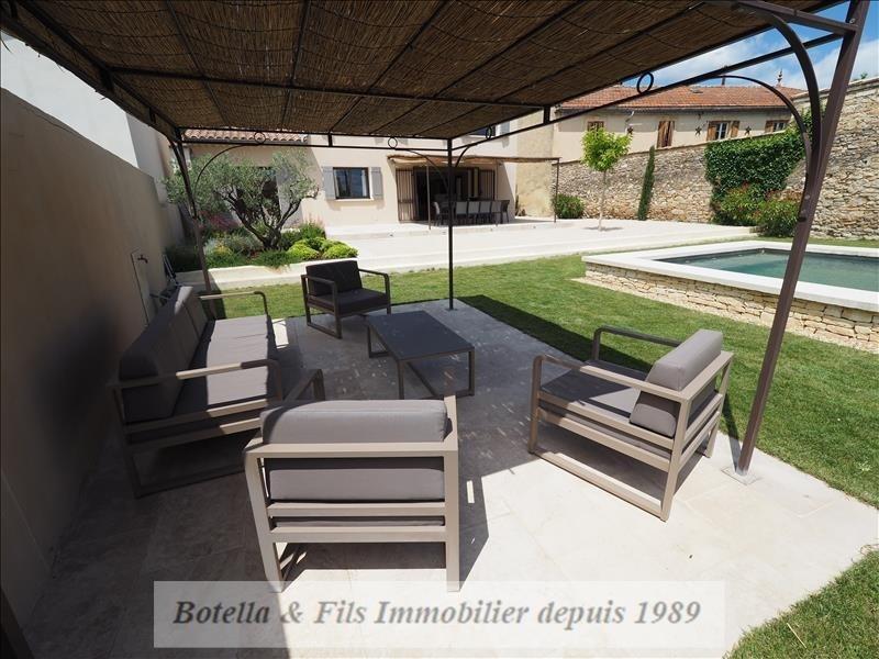 Verkoop van prestige  huis Uzes 399000€ - Foto 15