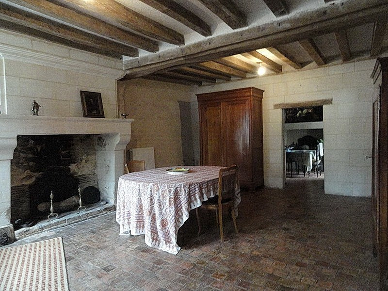 Deluxe sale house / villa Angers 30 mn nord-est 315000€ - Picture 5