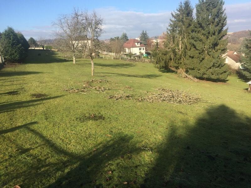 Vente terrain Condat sur vienne 48000€ - Photo 1