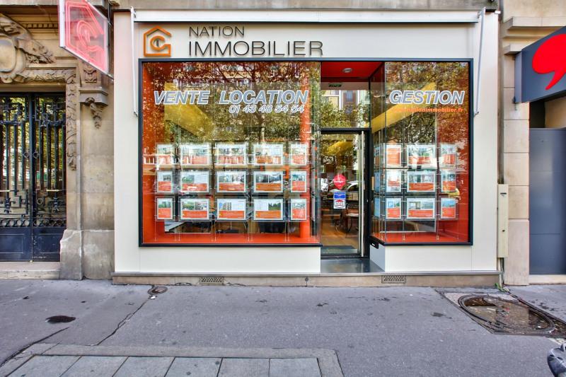 Sale parking spaces Paris 20ème 22000€ - Picture 3