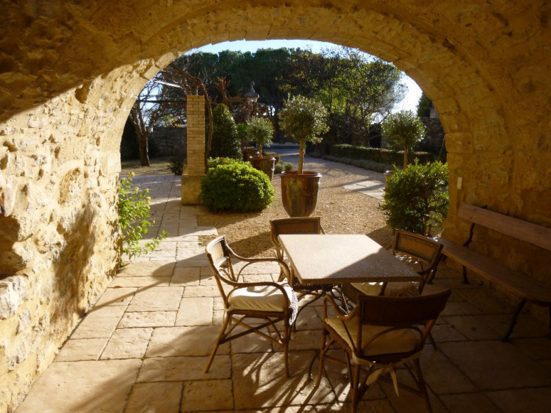 Deluxe sale house / villa Uzes 1 390 000€ - Picture 3