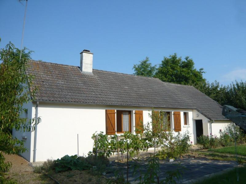 Sale house / villa Le bourgneuf la foret 109500€ - Picture 3