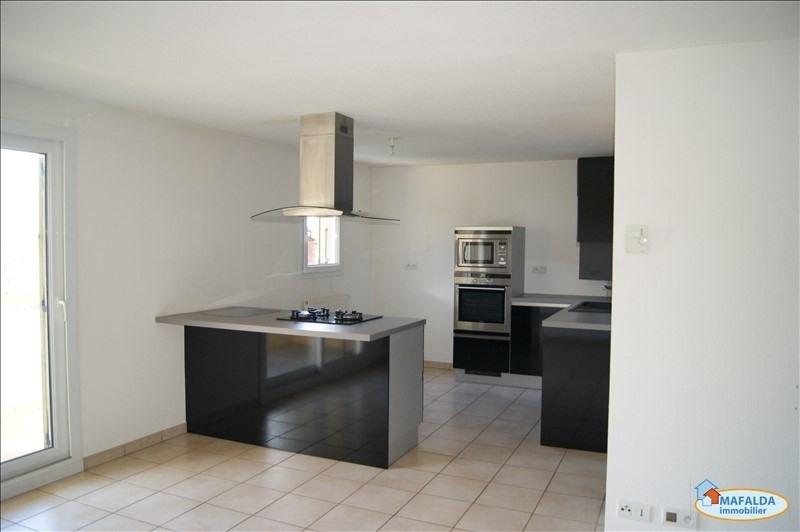 Rental apartment Mont saxonnex 800€ CC - Picture 1
