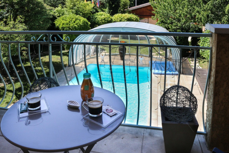 Vente de prestige maison / villa Lyon 9ème 1045000€ - Photo 1
