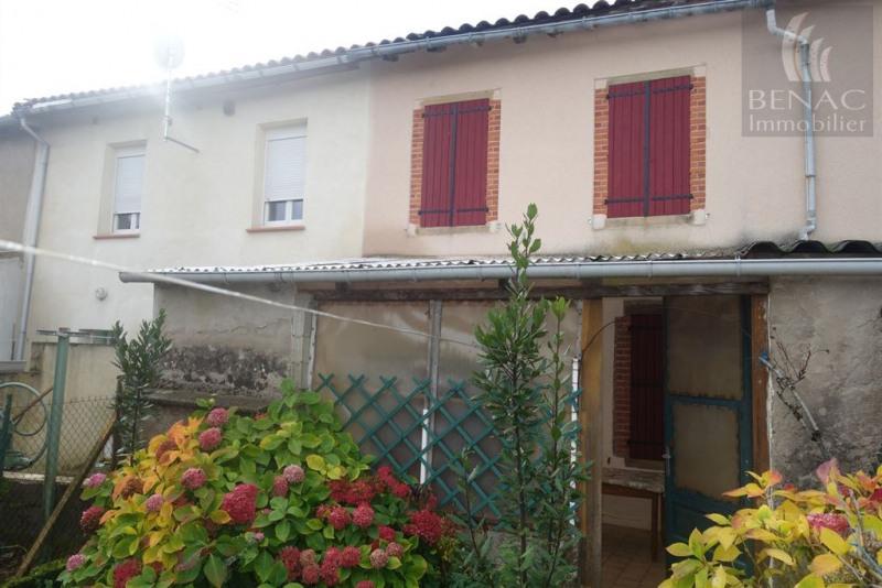 Venta  casa Villefranche d'albigeois 88000€ - Fotografía 1