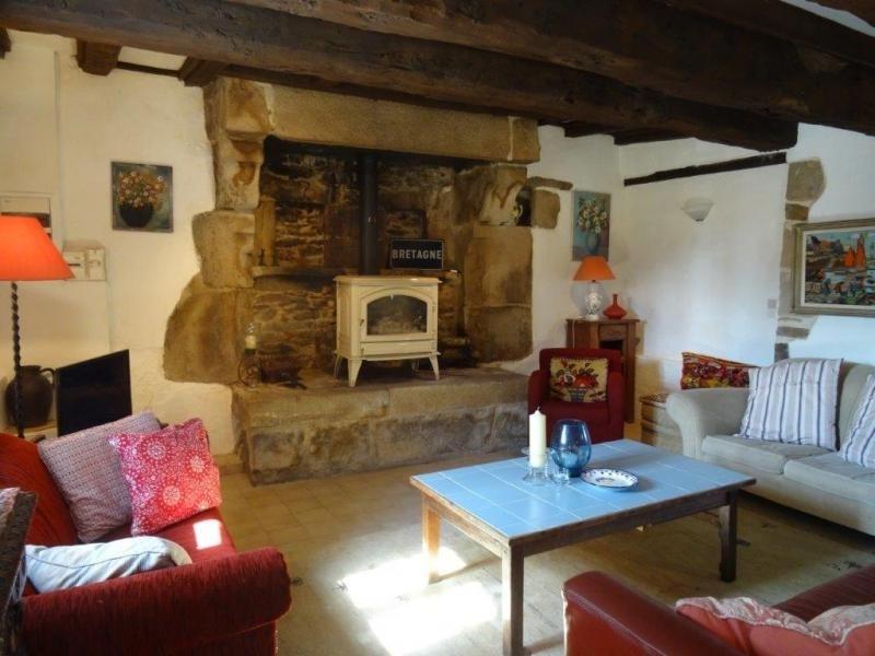 Sale house / villa Loguivy plougras 128400€ - Picture 2