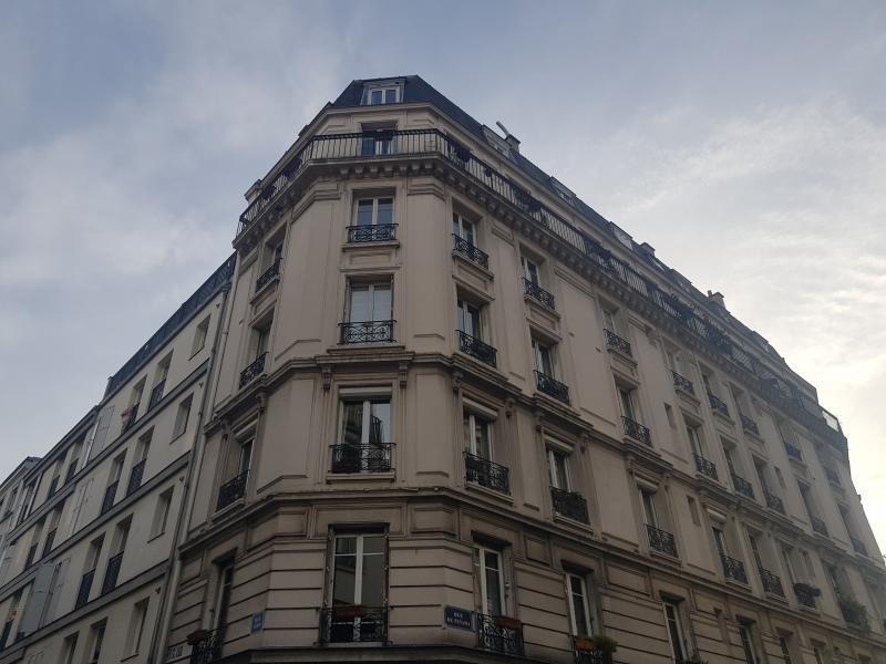 Vente appartement Paris 18ème 410000€ - Photo 3