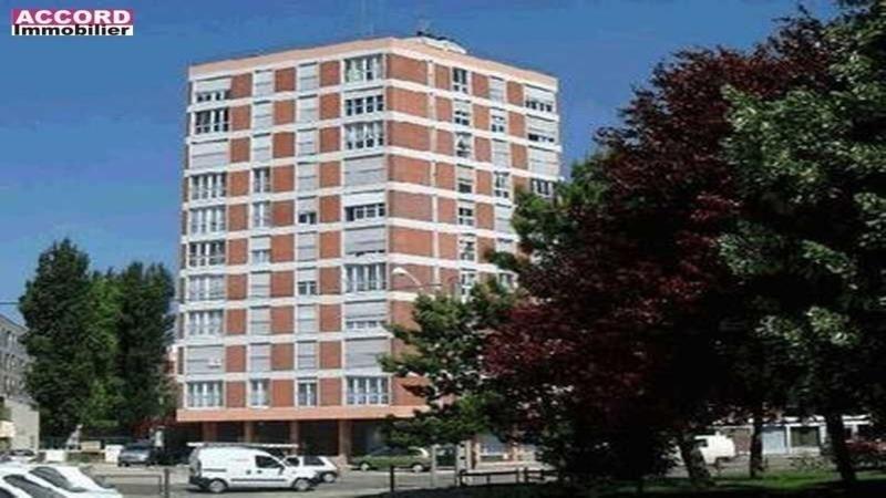 Rental apartment St andre les vergers 388€ CC - Picture 1