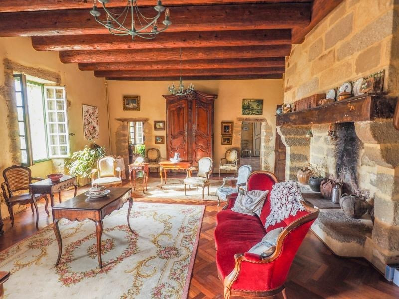 Venta de prestigio  casa Uzes 649000€ - Fotografía 4