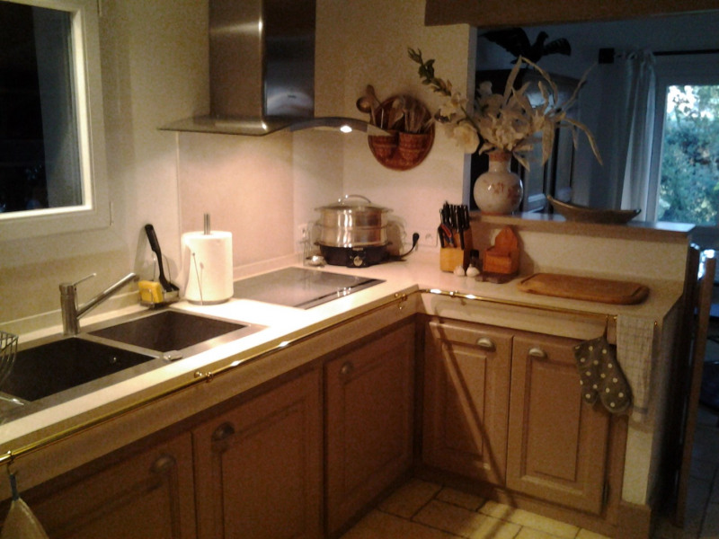 Vacation rental house / villa Les issambres 2250€ - Picture 17