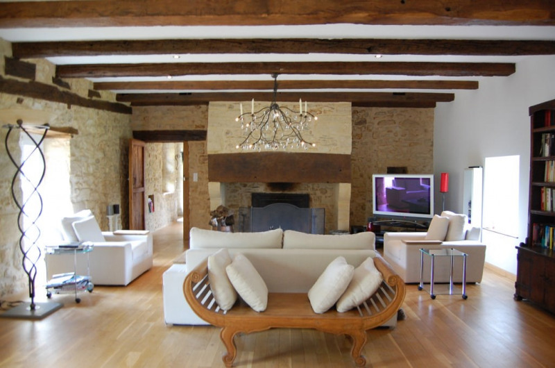 Deluxe sale house / villa Genis 999 000€ - Picture 6
