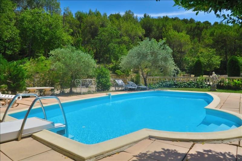 Deluxe sale house / villa Rognes160 641000€ - Picture 3