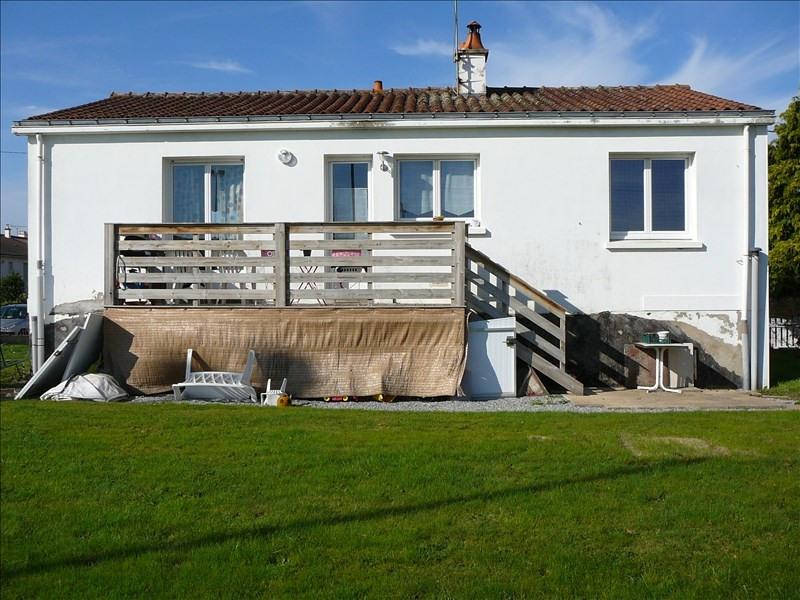 Vente maison / villa Mouilleron le captif 133000€ - Photo 1