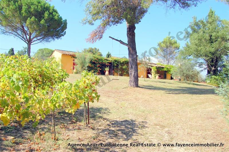 Deluxe sale house / villa Le canton de fayence 875000€ - Picture 5