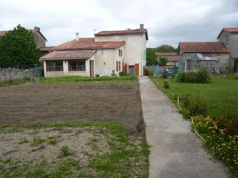 Vente maison / villa La mothe st heray 147000€ - Photo 6