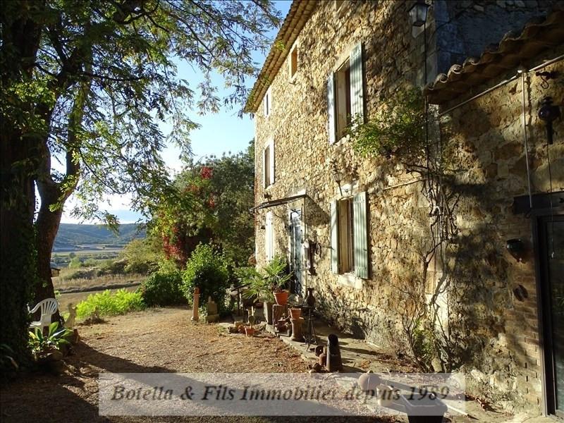 Vente de prestige maison / villa Uzes 550000€ - Photo 1