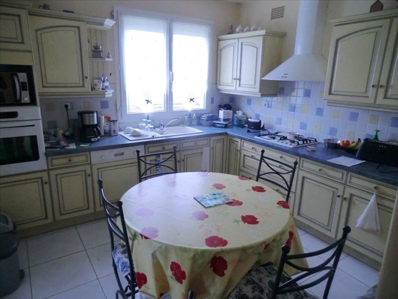 Sale house / villa Romagne 187200€ - Picture 3