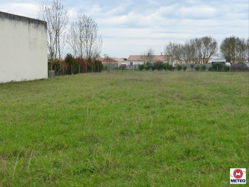 Vente terrain Le bernard 112 700€ - Photo 1