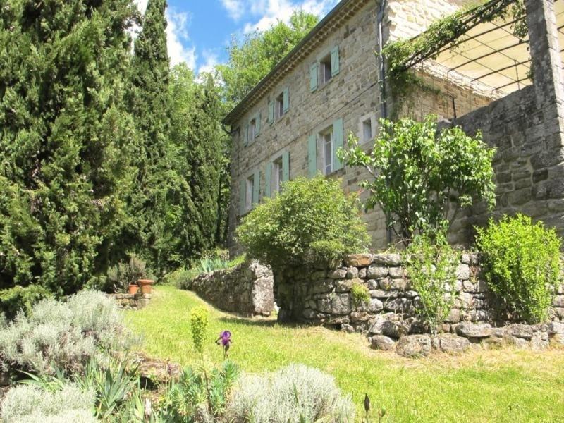 Vente de prestige maison / villa Lablachere 626000€ - Photo 1