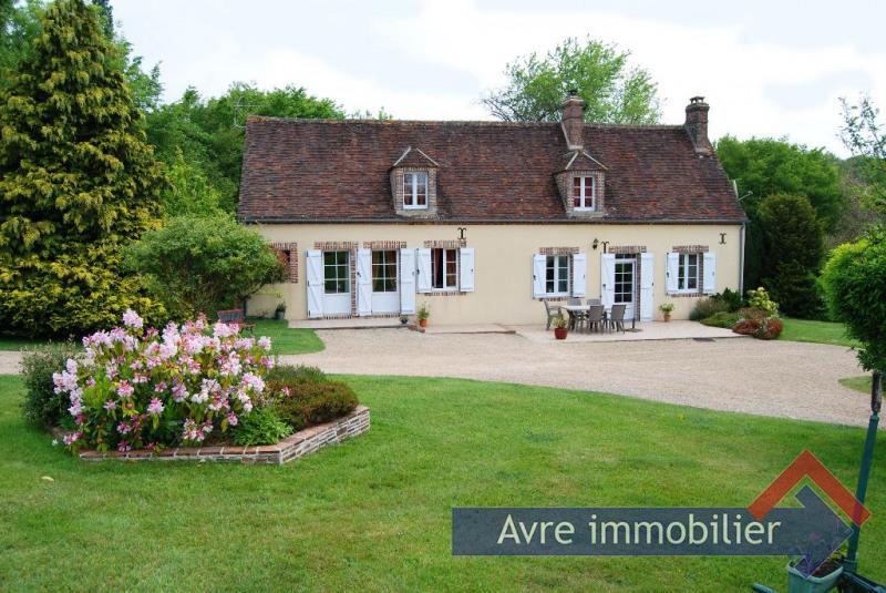 Vente maison / villa Verneuil d avre et d iton 294000€ - Photo 1