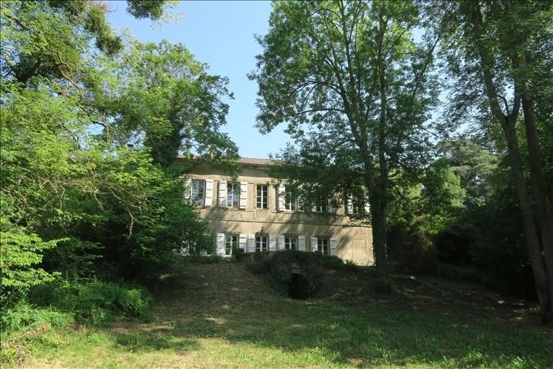 Sale house / villa Les pujols 380000€ - Picture 1
