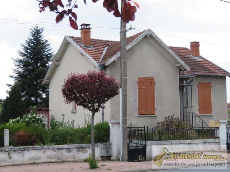 Vente maison / villa Puy guillaume 69760€ - Photo 1
