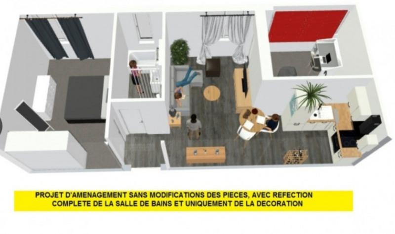 Vente appartement Ajaccio 130000€ - Photo 16