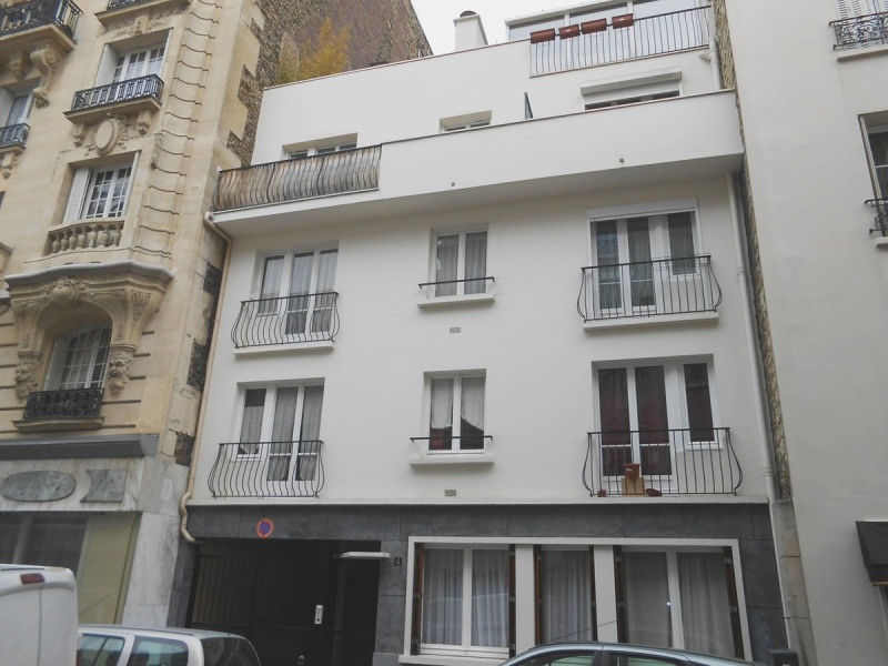 4, rue du Tintoret