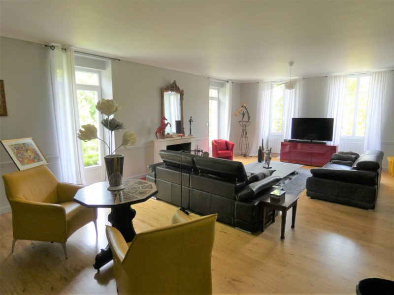 Deluxe sale house / villa Sud cognac 640500€ - Picture 5
