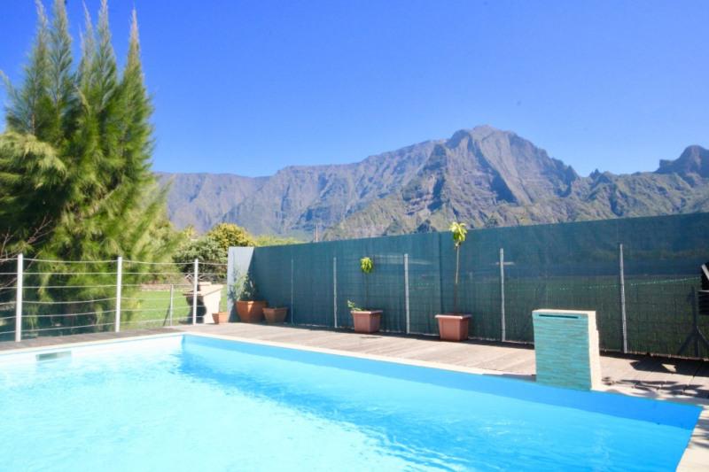 Produit d'investissement maison / villa Cilaos 399000€ - Photo 1