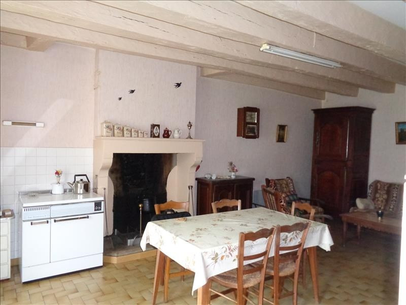Vente maison / villa Exoudun 75 600€ - Photo 3