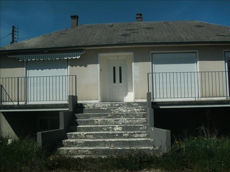 Sale house / villa Les aix d'angillon 137000€ - Picture 1