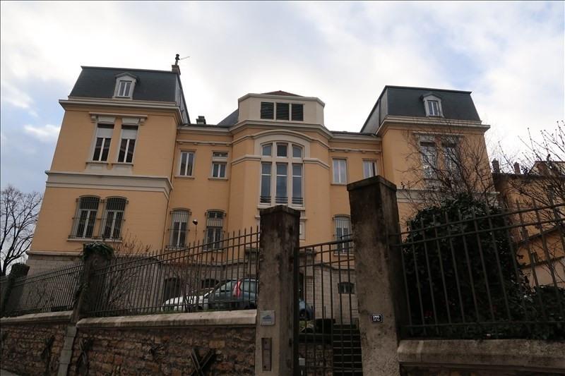 Rental apartment Villeurbanne 899€ CC - Picture 1