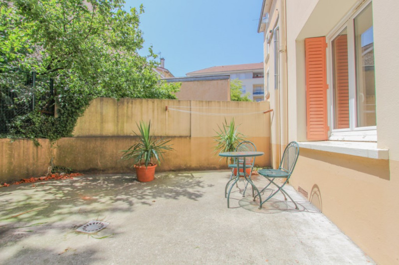 Sale apartment Voiron 99500€ - Picture 1