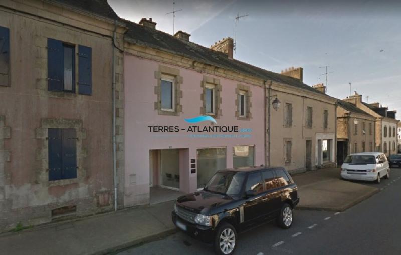 Sale building Bannalec 115500€ - Picture 4