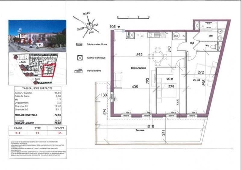 Sale apartment Collioure 231360€ - Picture 5