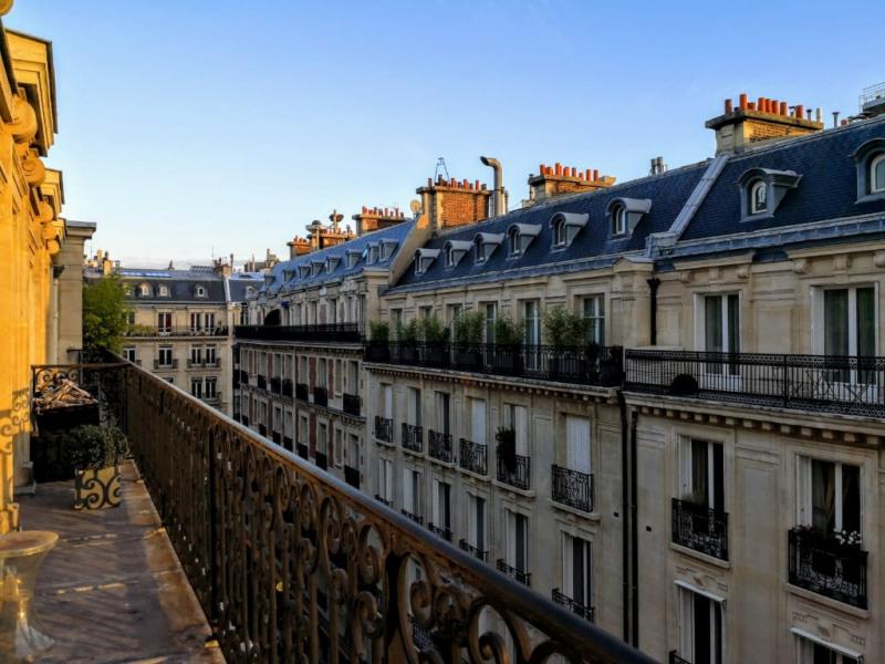 Revenda residencial de prestígio apartamento Paris 8ème 1344000€ - Fotografia 7