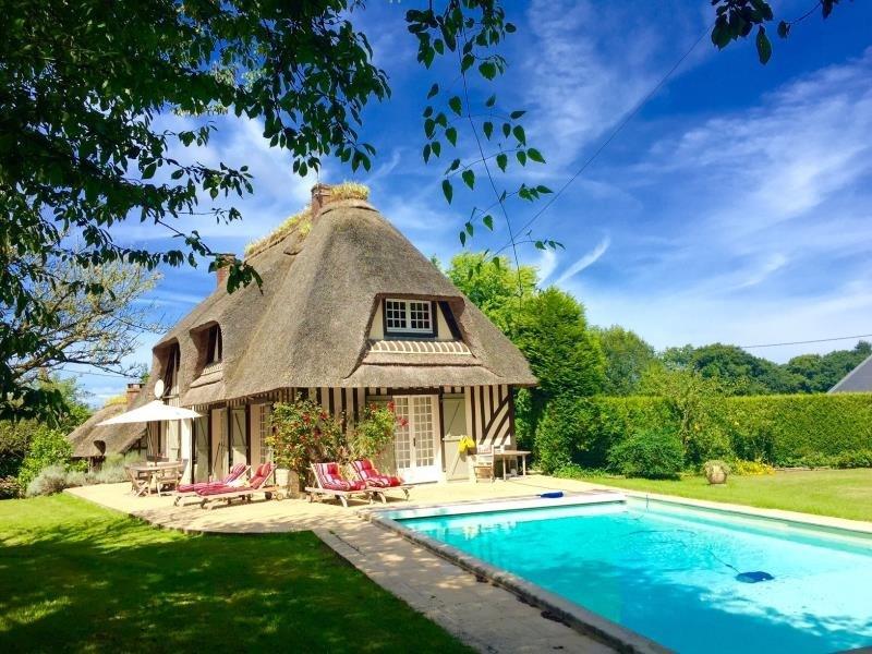 Vente de prestige maison / villa Villers sur mer 735000€ - Photo 8