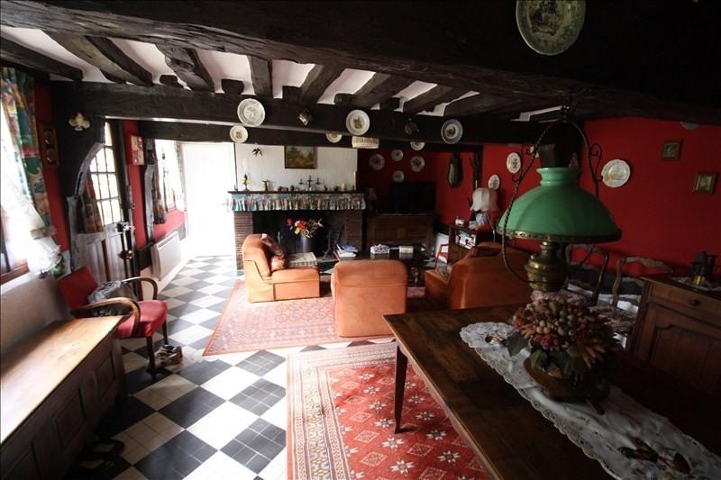 Sale house / villa Conches en ouche 132500€ - Picture 3