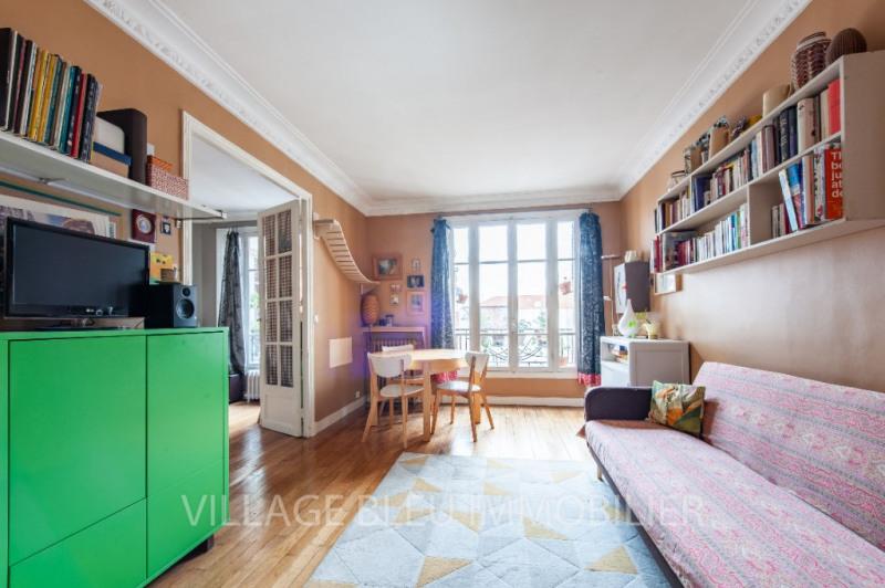 Appartement 3 pièces - asnières flachat