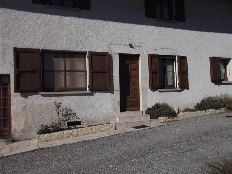 Location appartement Yenne 580€ CC - Photo 1