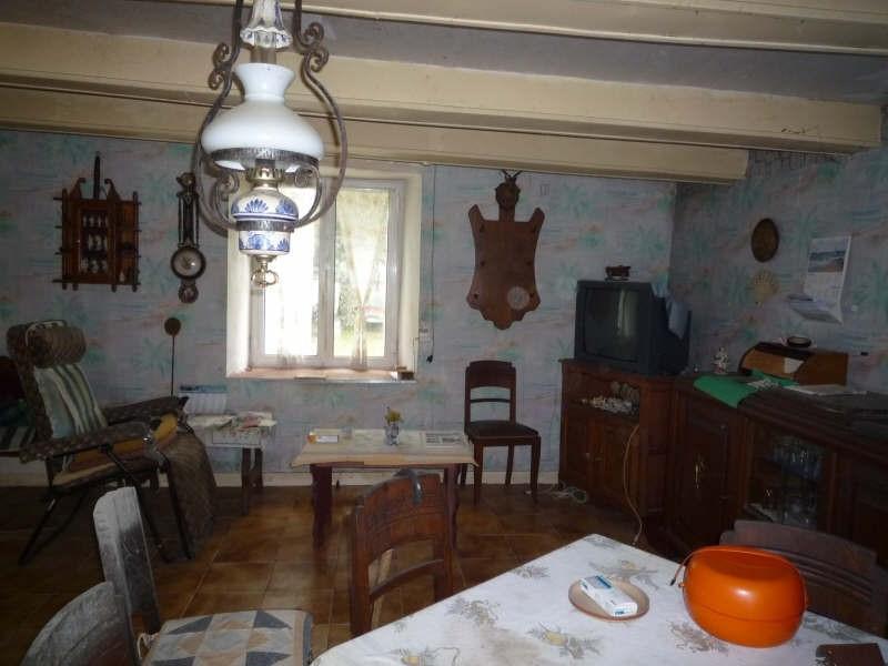 Vente maison / villa Exireuil 18950€ - Photo 2