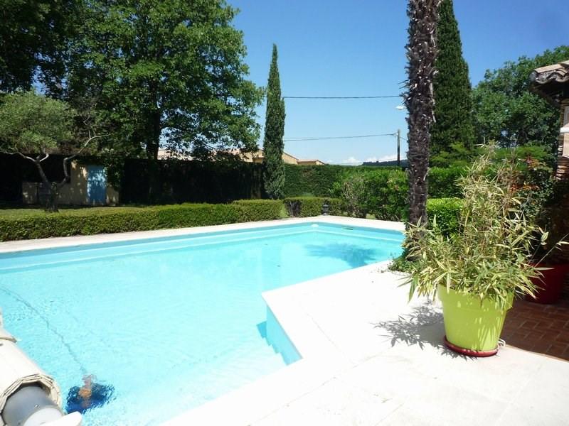 Sale house / villa Piolenc 349000€ - Picture 3