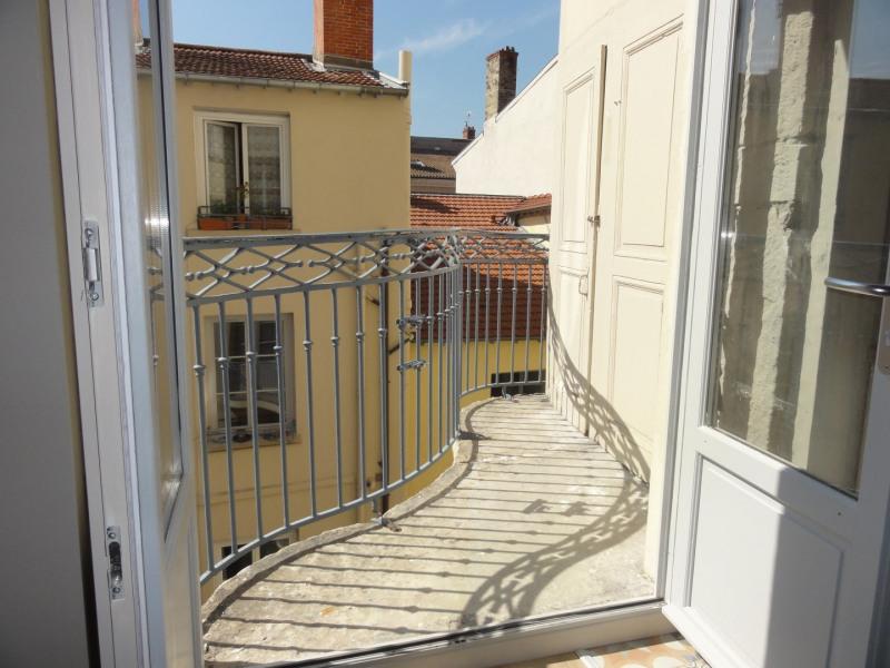 Sale apartment Lyon 1er 285000€ - Picture 1